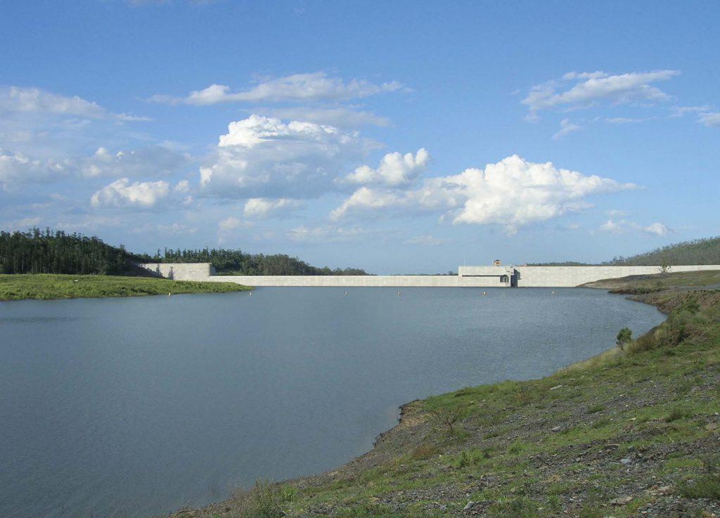 Paradise Dam