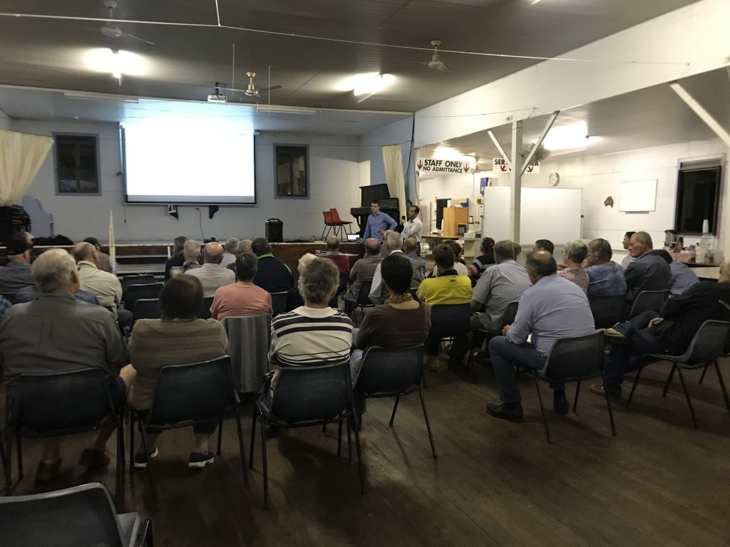 Rookwood weir project Community Meeting