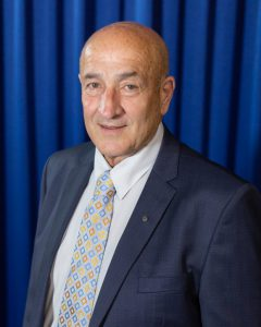 PDCRG Chairman Mike McKay APM